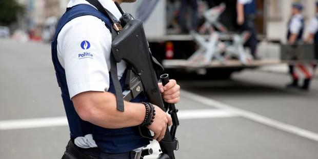 Perquisitions à Bruxelles: les enquêteurs ciblaient le cousin des frères El Bakraoui - La Libre
