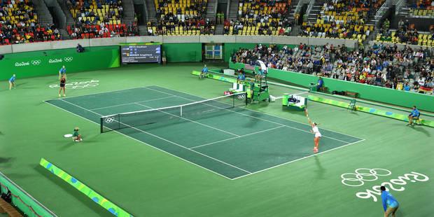 Le kiné de l'équipe de France de tennis décède à Rio - La Libre