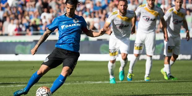 Seconde victoire de Bruges, qui s'impose par le plus petit écart contre Lokeren - La Libre