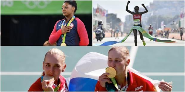 Toutes les perfs du jour aux JO: Simone Biles remporte sa troisième médaille d'or, Nishikori en bronze - La Libre