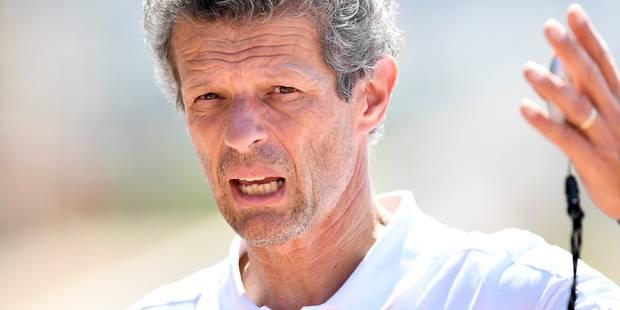"""Jacques Borlée: """"On ne voulait pas que Jonathan se qualifie sur le 200m"""" - La Libre"""