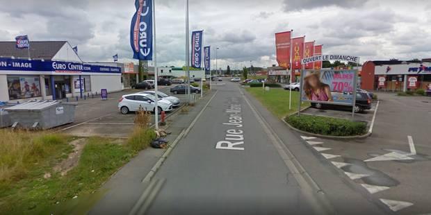 10.000 à 12.000 euros volés lors d'un braquage très osé à Visé - La Libre