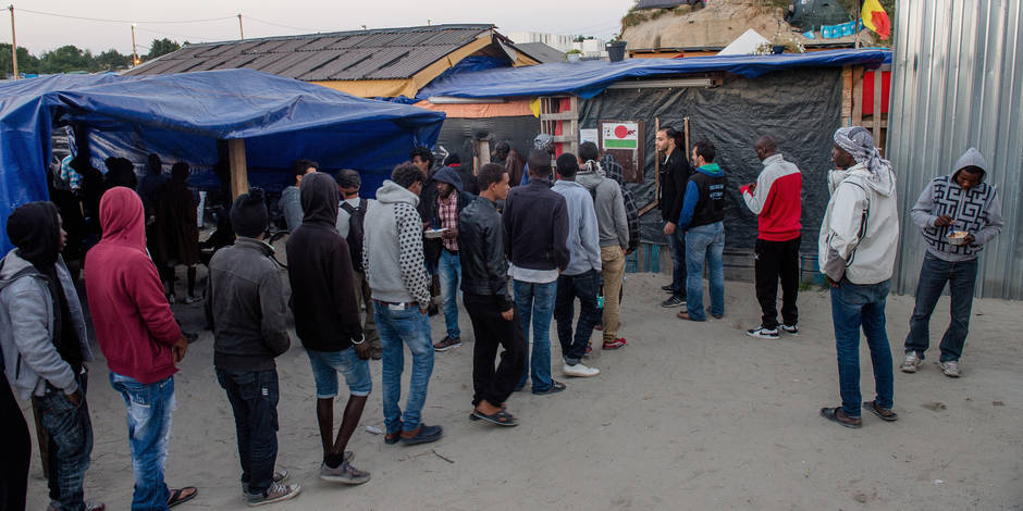 Plus de 5.000 migrants arrêtés à la côte belge - La Libre
