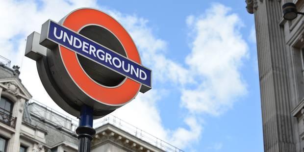 Le service de nuit du métro londonien inauguré vendredi - La Libre