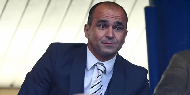 Roberto Martinez dévoilera sa première sélection le 26 août prochain - La Libre