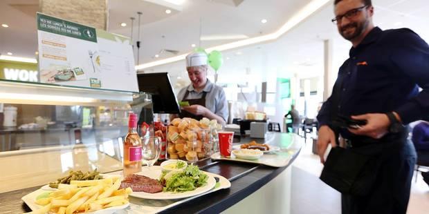 Lunch Garden livre à domicile - La Libre