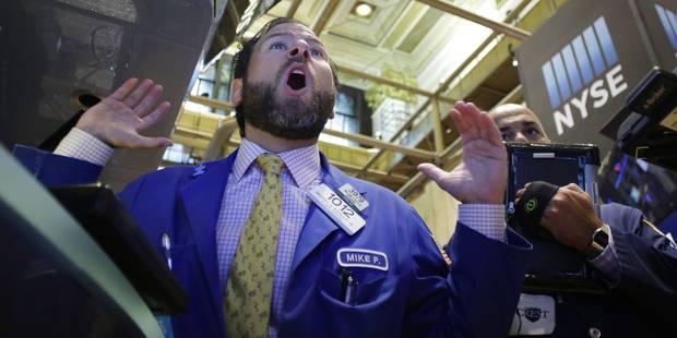 Wall Street baisse un peu, attentiste à la veille du discours de Yellen - La Libre