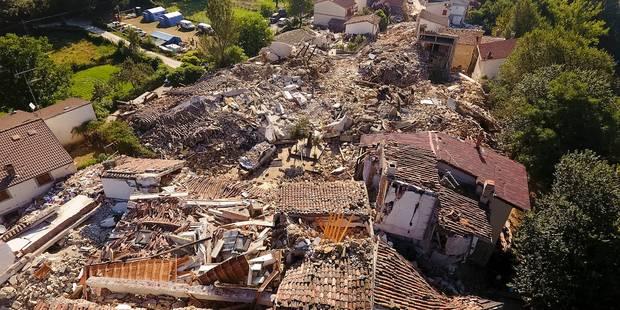 Saletta, un hameau italien anéanti par le séisme, craint de ne pas se relever - La Libre