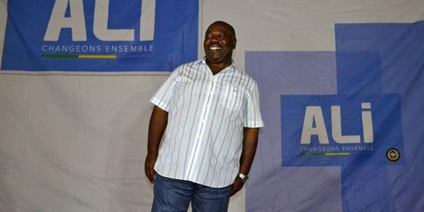 Présidentielle au Gabon: jour J pour Ali Bongo et Jean Ping - La Libre