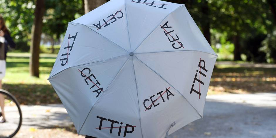 TTIP: la FGTB appelle la Belgique à stopper les négociations