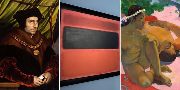 Les dix expositions incontournables de l'automne - La Libre