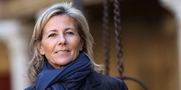 Claire Chazal recasée... à la météo sur Franceinfo - La Libre