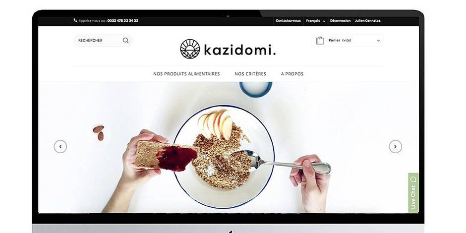 Kazidomi, un e-shop pour régimes perso
