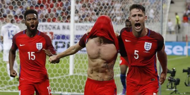 Qualifications: l'Angleterre sur le fil, l'Allemagne déroule - La Libre