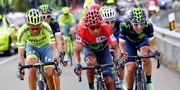 Tour d'Espagne: Nairo Quintana a piégé Chris Froome - La Libre