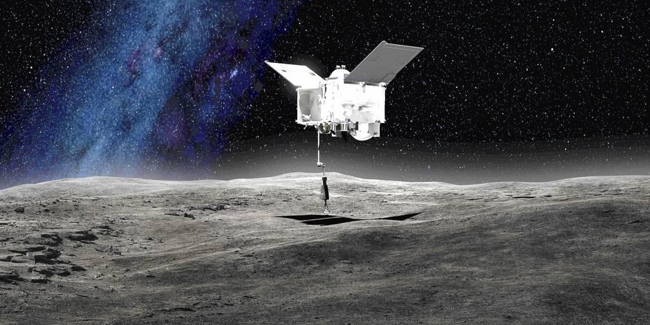 Bennu doit nous aider à échapper aux astéroïdes - La Libre