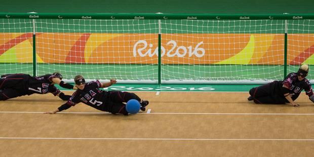Tribunes vides mais passion pleine aux Paralympiques de Rio - La Libre