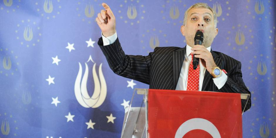 Un bras droit d'Erdogan met en garde les responsables politiques belges