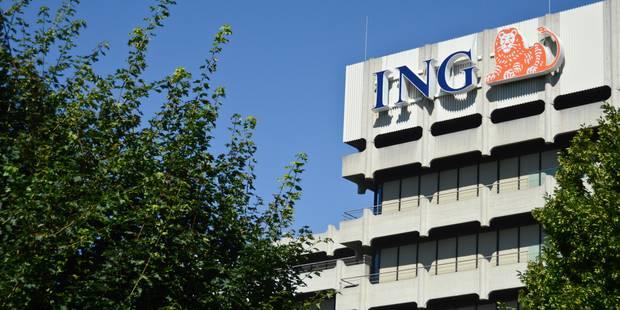 Restructuration du réseau chez ING? Le personnel tremble - La Libre