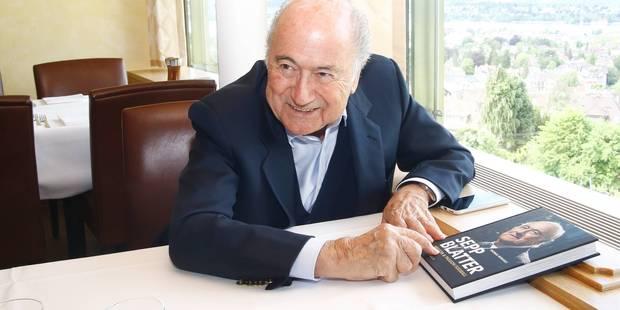 Une nouvelle enquête du Comité d'Ethique de la FIFA sur Blatter, Valcke et Kattner - La Libre