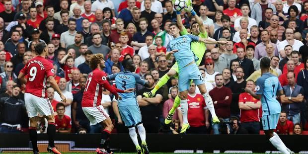 City et de Bruyne s'offrent le derby de Manchester (1-2) - La Libre