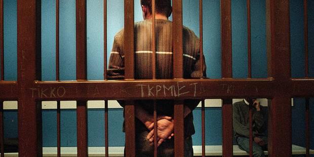 La prison pour ceux qui s'expriment en faveur du terrorisme? - La Libre