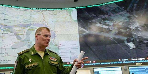 La Russie accuse les États-Unis de ne pas remplir leurs engagements en Syrie - La Libre
