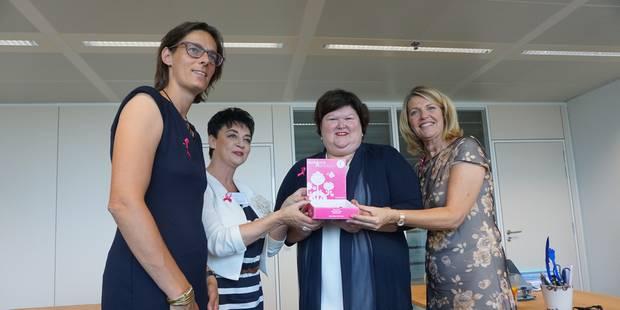 Pour les victorieux du cancer du sein - La Libre