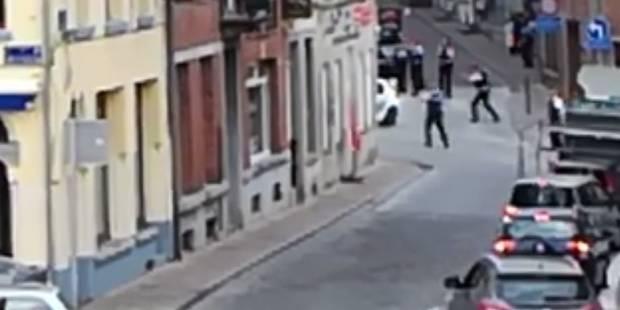 Fusillade à Thuin après une course-poursuite (VIDEO) - La Libre