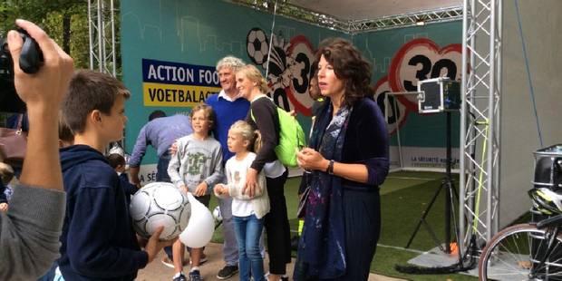 Bruxelles: lancement d'une campagne sur le respect des limitations de vitesse - La Libre