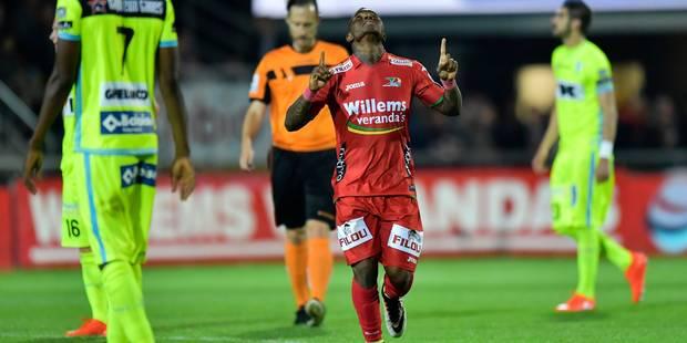 Ostende inflige sa première défaite à Gand (1-0) - La Libre