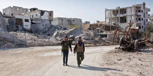 La trêve en Syrie ne tient plus qu'à un fil - La Libre