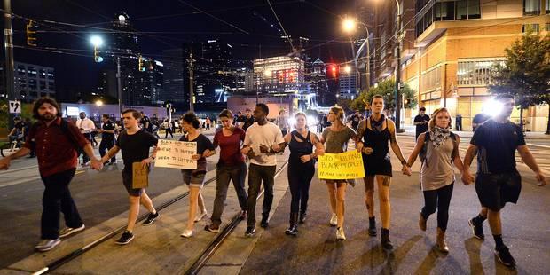 USA: levée du couvre-feu à Charlotte - La Libre