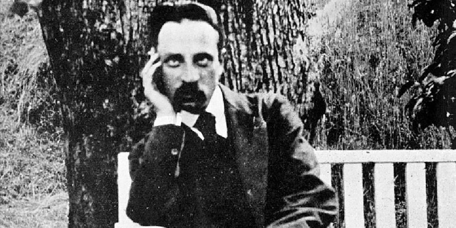 Rilke, une vie vagabonde