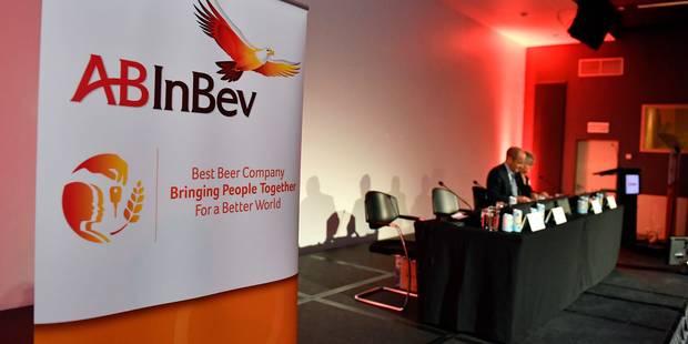 Feu vert des actionnaires du groupe brassicole AB InBev à l'acquisition de SABMiller - La Libre