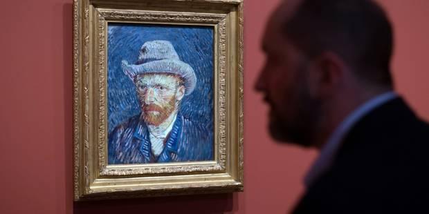 Deux tableaux de Van Gogh retrouvés 14 ans après avoir été volés à Amsterdam - La Libre