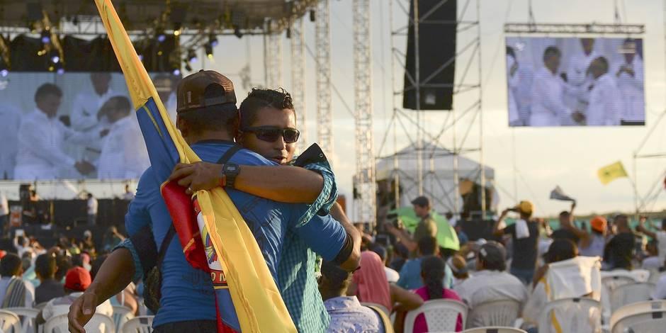 Colombie: entre méfiance, rancune et espoir, Medellin hésite - La Libre