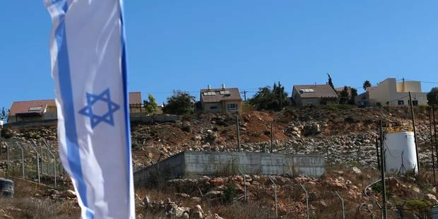 Israël: six Palestiniens soupçonnés d'appartenance à l'EI inculpés - La Libre