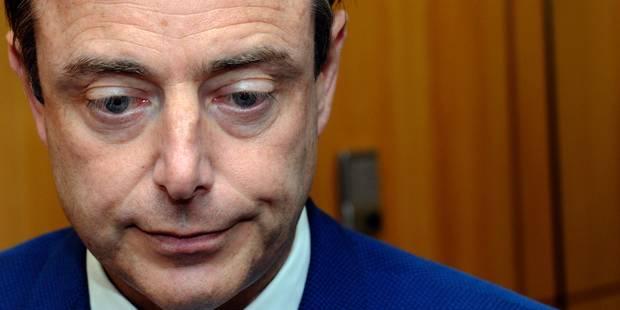 Quelle mouche a piqué De Wever? - La Libre