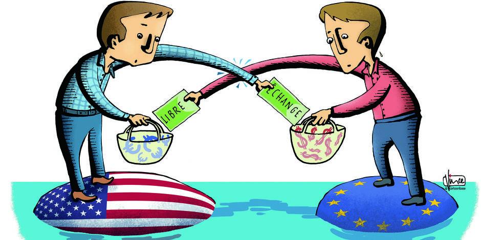 Libéralisons le commerce transatlantique