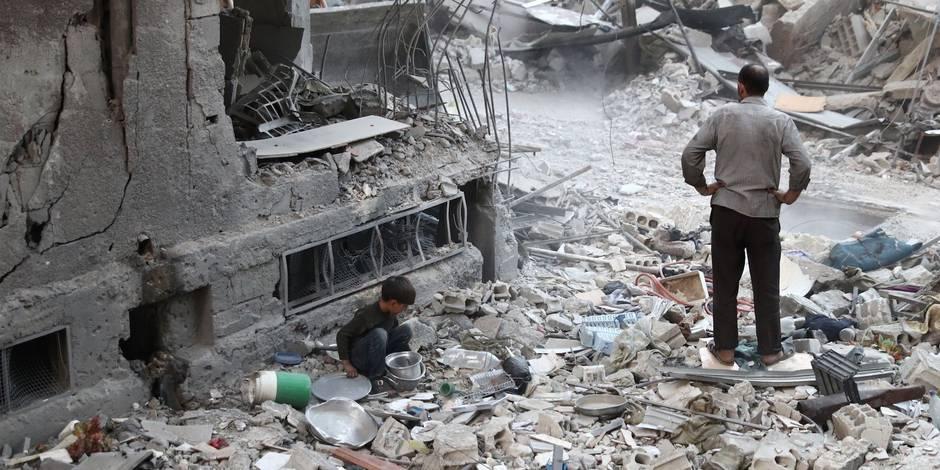 Alep : pourquoi je manifeste ce mardi à Bruxelles