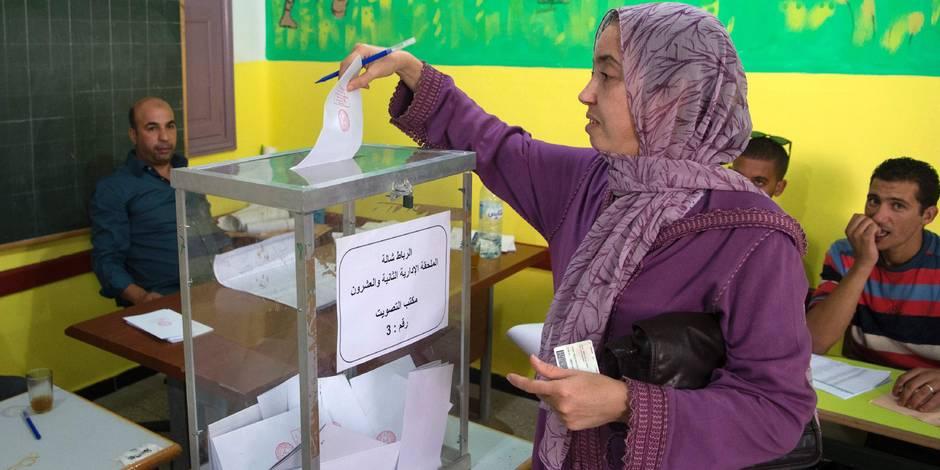 L'enjeu principal du scrutin au Maroc: relégitimer la monarchie - La Libre