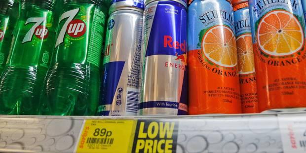 L'OMS appelle les gouvernements à taxer les boissons sucrées pour lutter contre l'obésité - La Libre