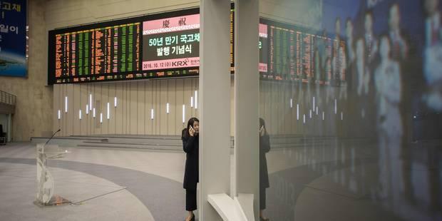 Les déboires de Samsung pèseront sur la croissance sud-coréenne - La Libre