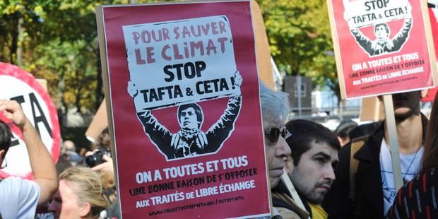 Ceta: des milieux d'affaires font pression sur les Wallons - La Libre