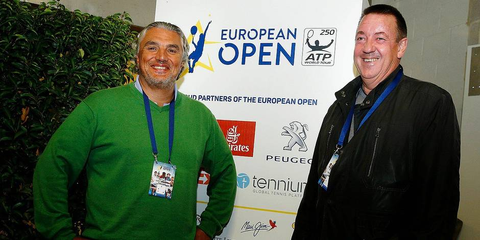 European Open: les pères, ces héros - La Libre