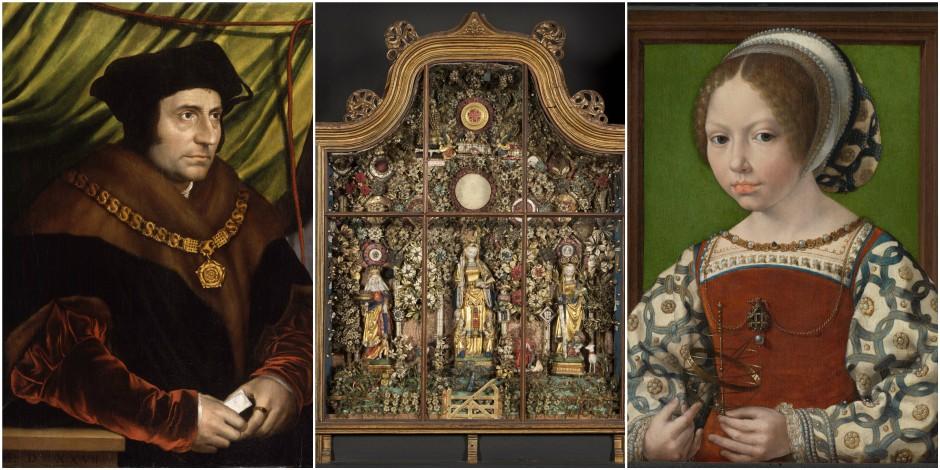 Magnifique exposition sur le monde en 1516