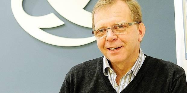 Olivier Marquet, nouveau directeur général d'Unicef Belgique - La Libre