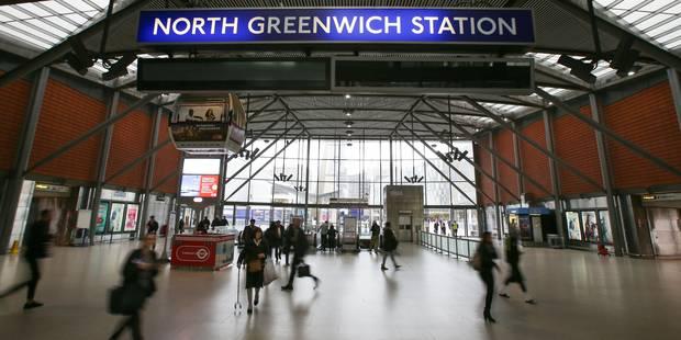 Métro londonien: La police bénéficie de six jours de plus pour interroger le suspect - La Libre