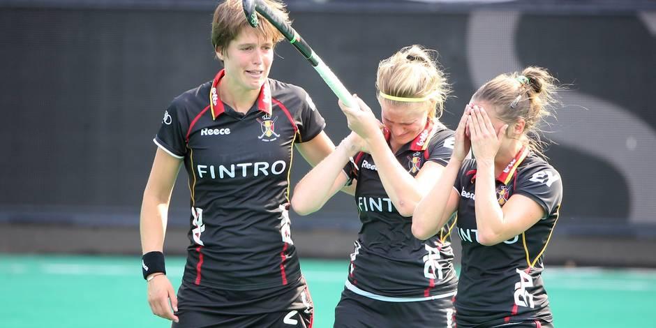 Les Red Panthers battent l'Irlande 5-1 en amical